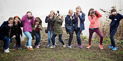 Tweens & Teens Beginners Photography Workshop (Feb half-term)