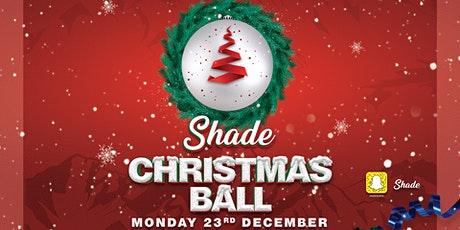 Shade Presents: Christmas Ball at Tamango Nightclub | Dec 23rd tickets