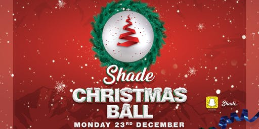 Shade Presents: Christmas Ball at Tamango Nightclub | Dec 23rd