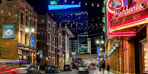 Shop Small BIZ: Greektown Holiday Experience