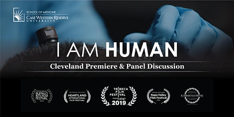 I AM HUMAN Documentary | Cleveland Premiere & Panel Discussion tickets