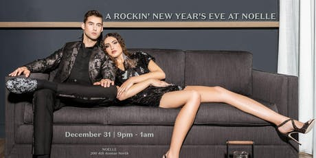 A Rockin' New Year's Eve at Noelle tickets