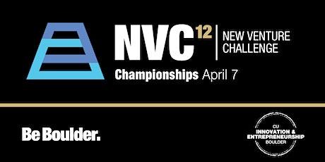 New Venture Challenge 12 Championships tickets