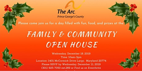 Family & Community Open House  tickets