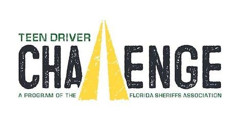 Santa Rosa Sheriffs Office - Teen Driver Challenge *WAIT LIST ONLY* tickets