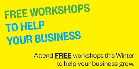 WHEDco x Start Small: Financial Management for Small Business Owners tickets