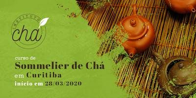 Curso Sommelier de Chá - Curitiba (56h)