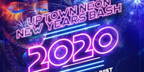 Uptown Neon New Years tickets