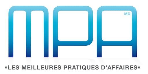 FORMATION MPA  -  INDUSTRIE 4.0: PLANIFIER POUR RÉUSSIR