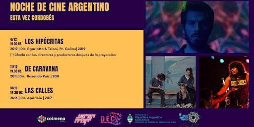 Noches de Cine Argentino, esta vez cordobés