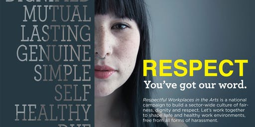 Maintaining Respectful Workplaces Workshop