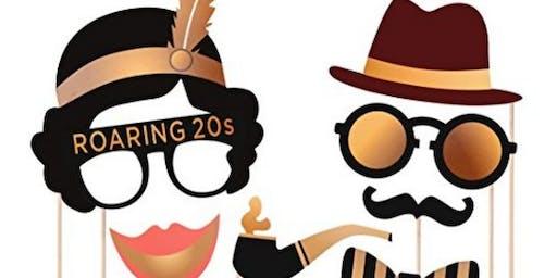 Fun Social Dancing Evening! Roaring 20s Theme! Group Class & Social Dancing Party!