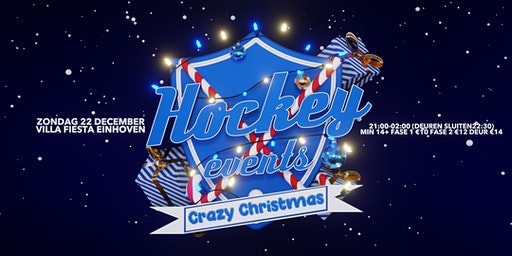Hockey Events Eindhoven - Crazy Christmas