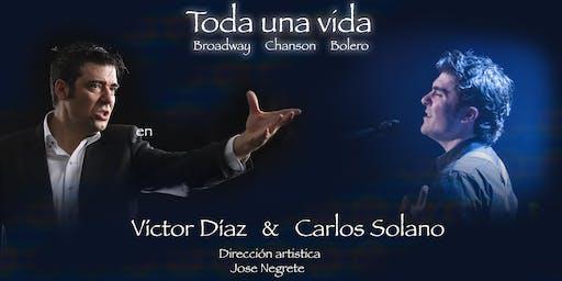 VICTOR DÍAZ & CARLOS SOLANO - En Concierto