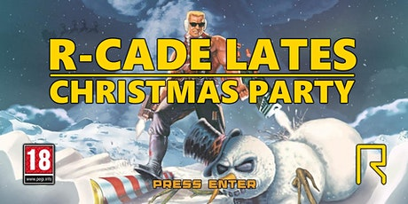 R-CADE Lates: Christmas Party tickets