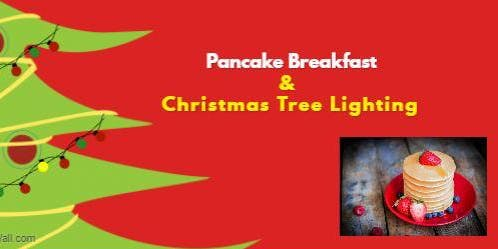 Pancake Breakfast & Christmas Lighting