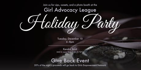 GAL Holiday Party tickets