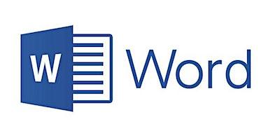 Word formatting tips (Student workshop)