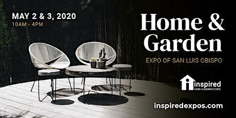 Inspired Home & Garden Expo of San Luis Obispo tickets
