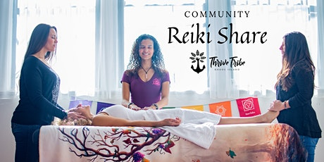 Community Reiki Share tickets