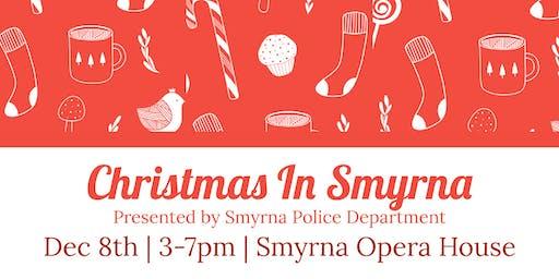 Christmas In Smyrna