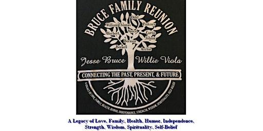 2020 Bruce Family Reunion - Sacramento CA
