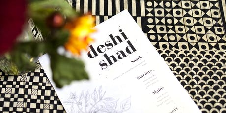 DESHI SHAD+ STITCHES IN TIME present BRICK LN'S FIRST WOMEN-LED CURRY HOUSE tickets