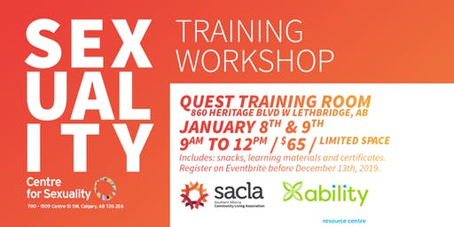 Sexuality Training Workshop