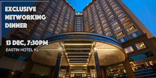 Exclusive Networking Dinner (Kuala Lumpur)