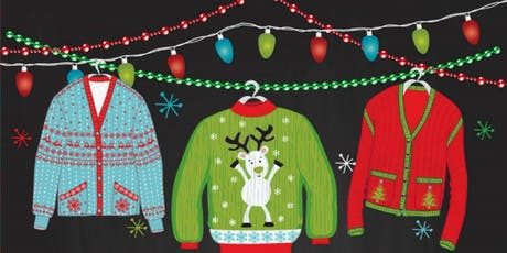 Faces of Us, Ugly Holiday Sweater Event tickets