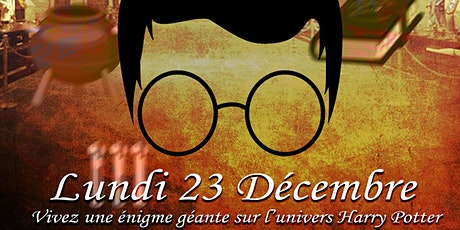 Escape Game Harry Potter au Joker Bar Ludique tickets