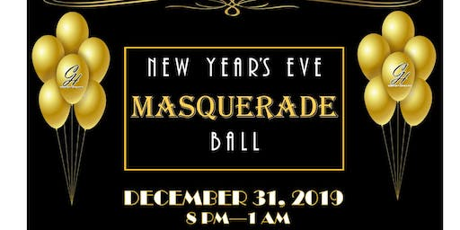 Country Heritage Presents: NYE Masquerade