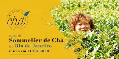 Curso  Sommelier de Chá - Rio de Janeiro (56h)