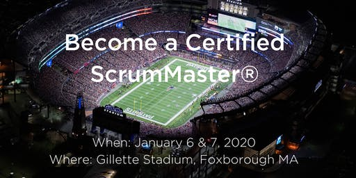 Certified ScrumMaster® Course