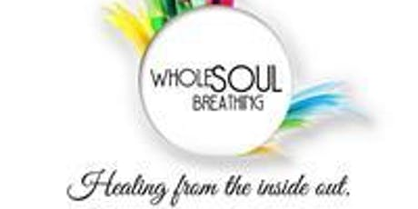 WholeSoulBreathing Breathwork tickets