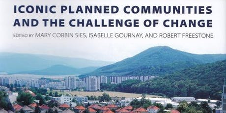 Lecture and Booksigning - Iconic Planned Communities tickets