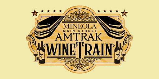 "2020 Mineola Amtrak Wine Fest - ""Rolling 20s"""