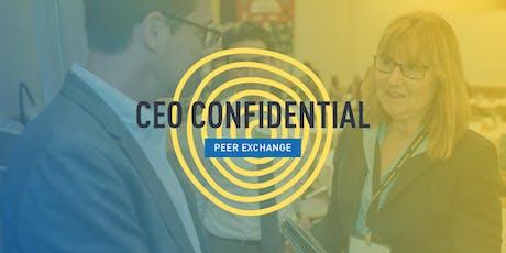 CEO Confidential tickets