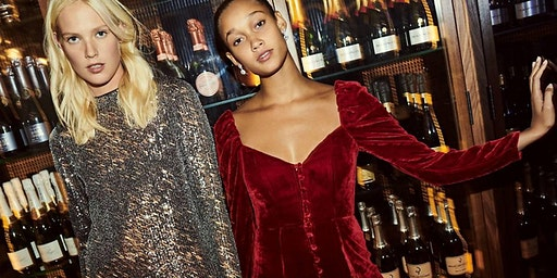 Christmas and New Year's Eve Party wear