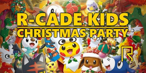 R-CADE Kids - Christmas Party!