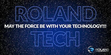 Roland Technology Star Wars Event tickets