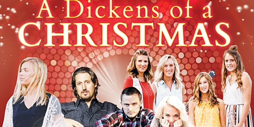 It's a Dickens of a Christmas at The Farm - 7pm Friday