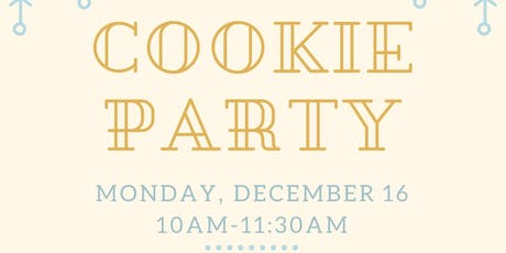 Cookie Party tickets