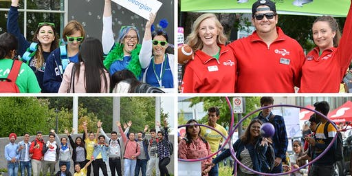 Winter Orientation Staff & Faculty Volunteer Opportunities- Barrie Campus