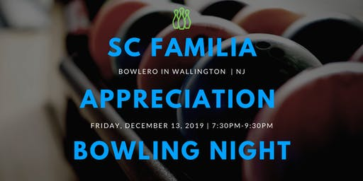 Familia BOWLING night!