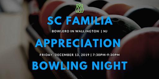 Familia BOWLING night!