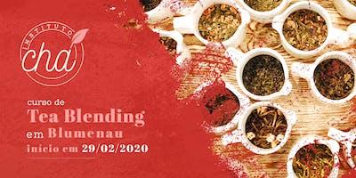 Curso Tea Blending - Blumenau (56h)