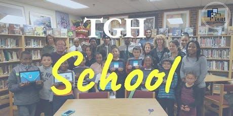 TGH School Trainer Orientation - 1/6/20 - 5:30PM - 8:30PM tickets