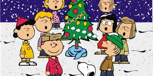 Charlie Brown Christmas (Live Band) SOLD OUT