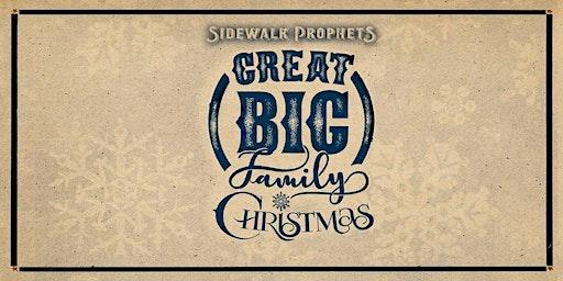 Sidewalk Prophets Christmas Volunteers - Decatur, IL